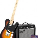 Fender SQ Affinity Tele Set